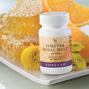 Supliment natural cu laptisor de matca de la Forever Living Products