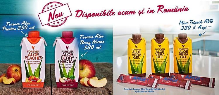 aloe vera gel mini de 330xml.  Aloe Vera Gel 99,7%  Disponibile in Romania